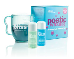 Poetic Waxing at Home Hair Removal Kit