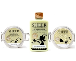 Sheer Tea Therapy Collection Soothing, Calming & Anti-oxidant