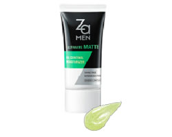 Za MEN ULTIMATE PURIFYING OIL CONTROL GEL