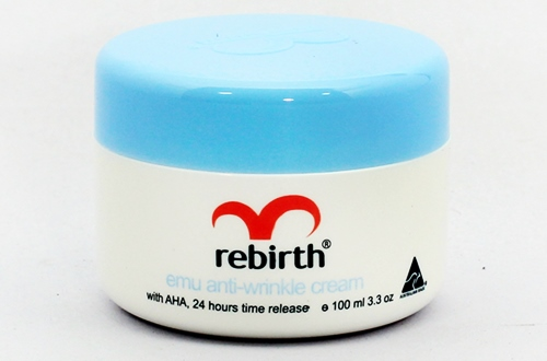 emu anti-wrinkle cream จาก  Rebirth