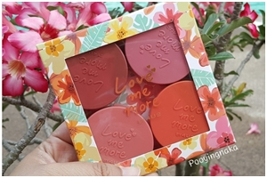 Review: Love me more Summer Blush 4 สีจาก 4U2